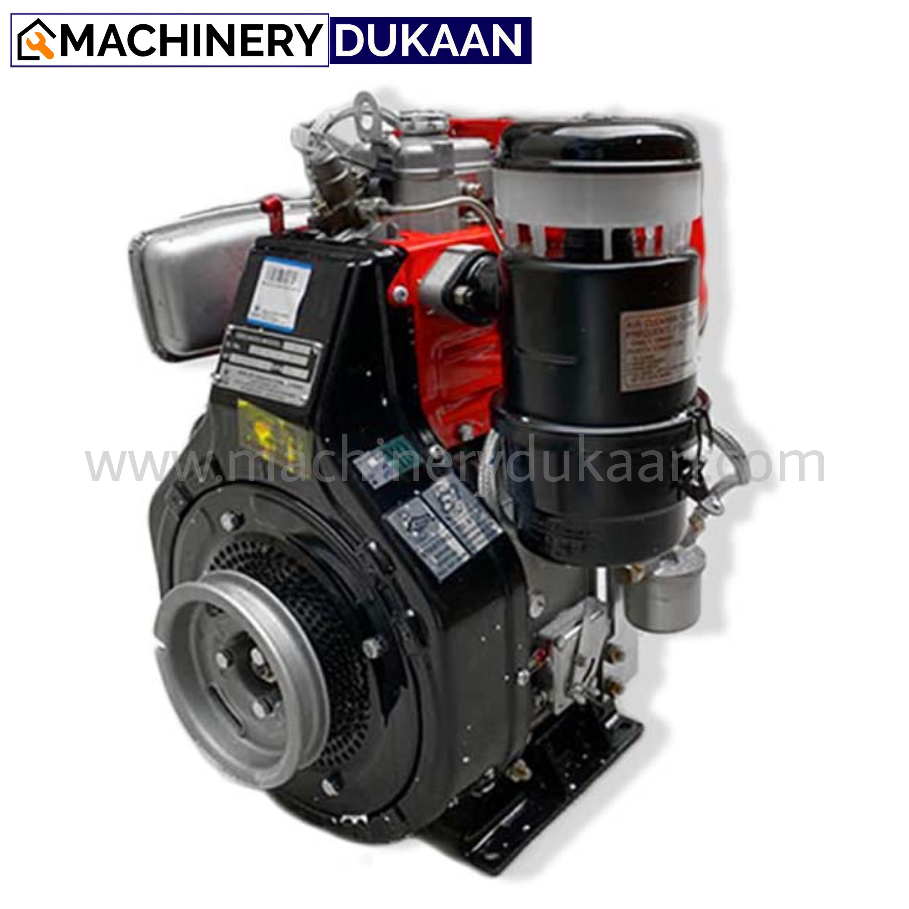 Greaves 1510 Diesel Engine Rope Start