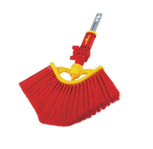 Angle Broom for Cleaning By Wolf Garten India