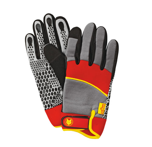 Power Tool Working Premium Gloves size LARGE