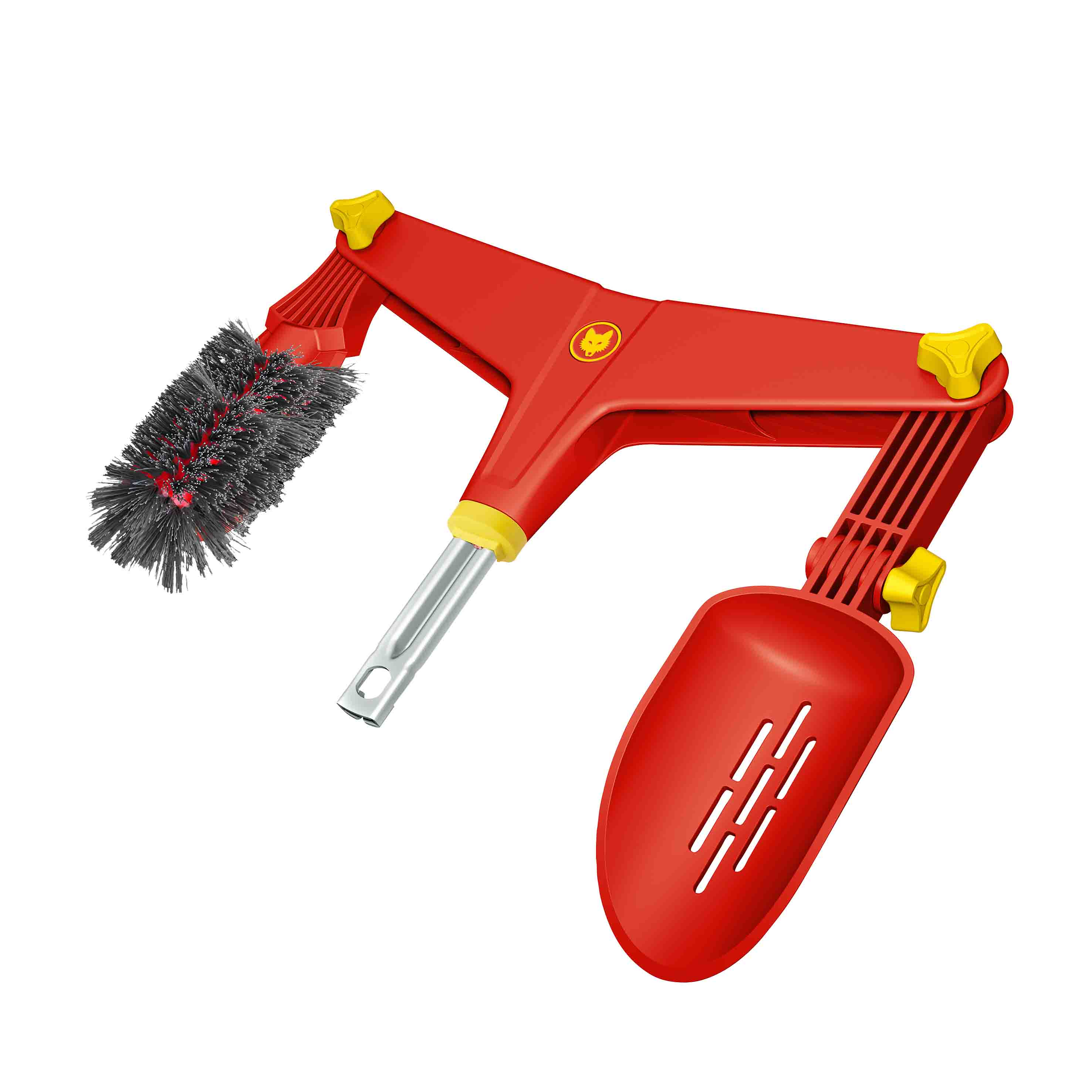 Gutter and Drain Cleaning Attachment By Wolf Garten