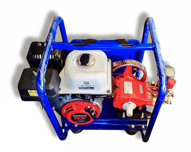 HTP Power Sprayer with Honda Gx80 Engine and 18L Pump