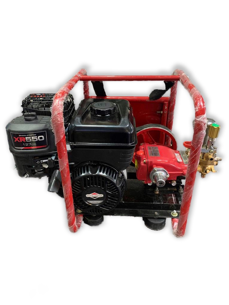 HTP Power Sprayer with127cc Engine and 22L Pump