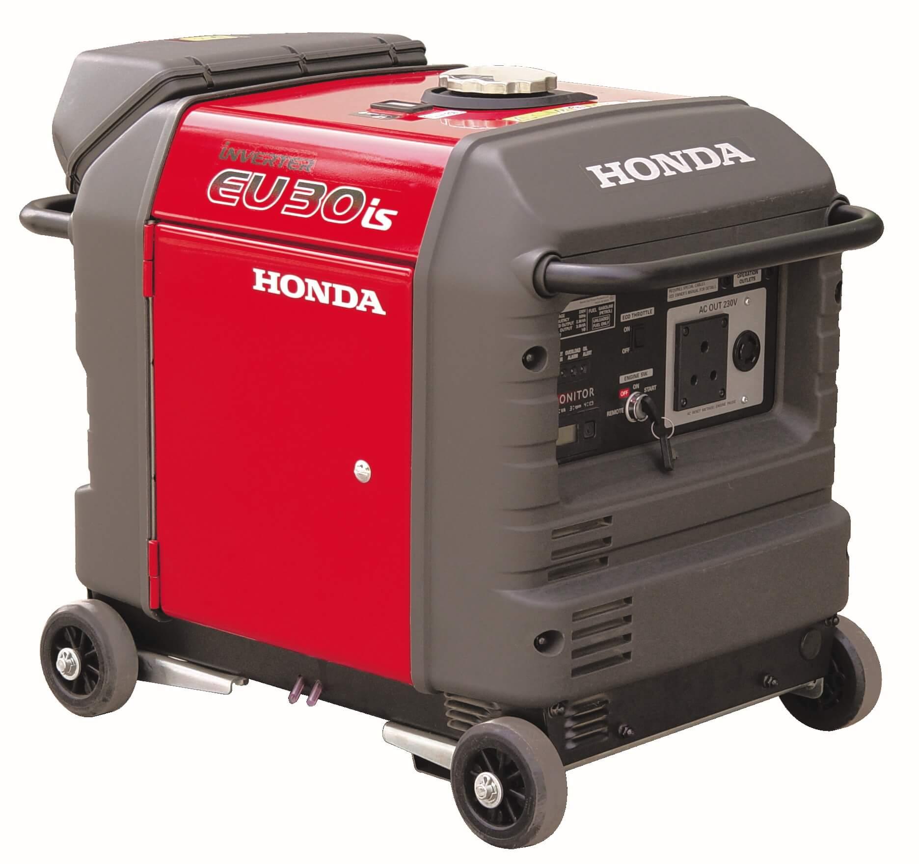 Honda Generator Electric Start