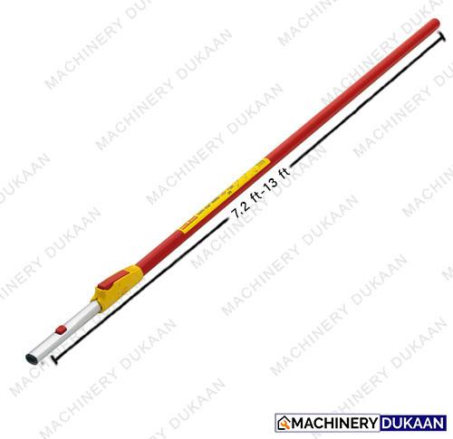7.2 Ft - 13 Ft Adjustable Handle By Wolf Garten