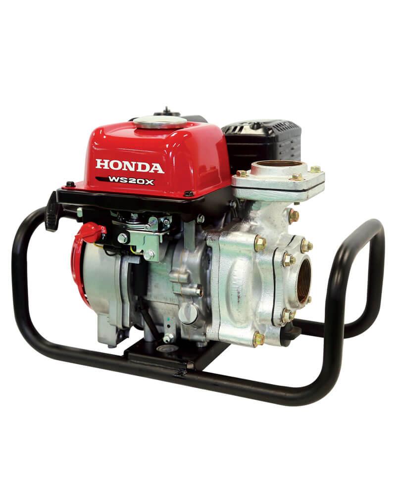 Honda Pumpset Non-Self Priming 2x2inches
