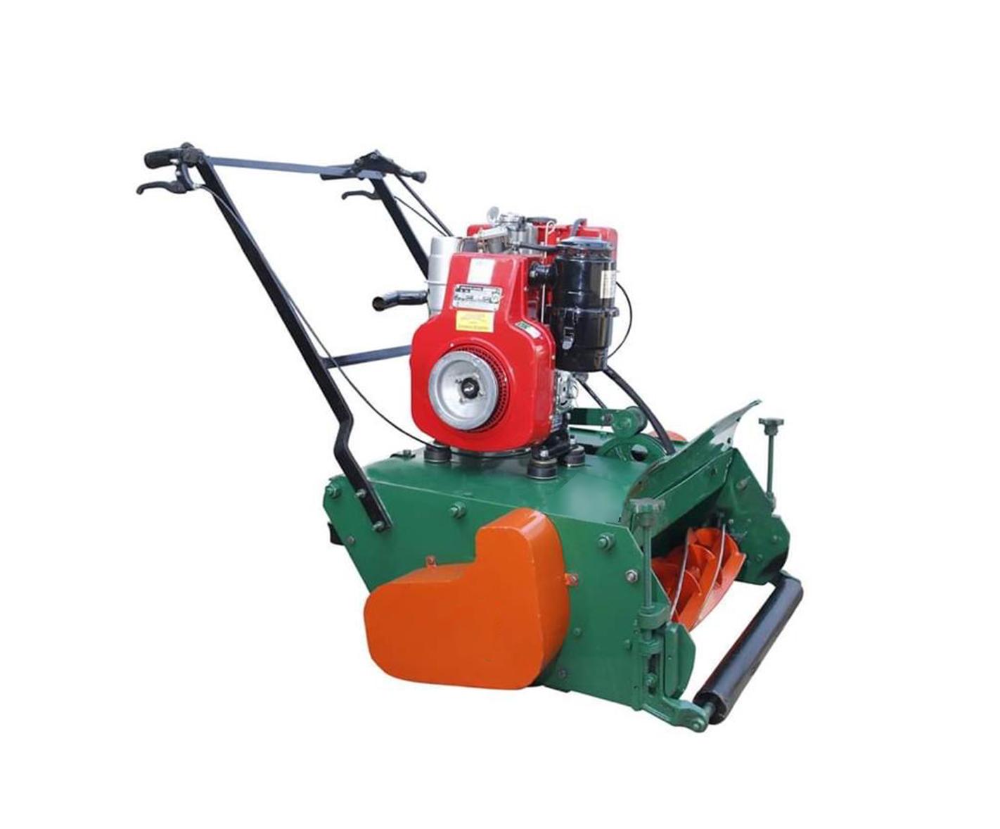 Diesel Lawn Mower Powered