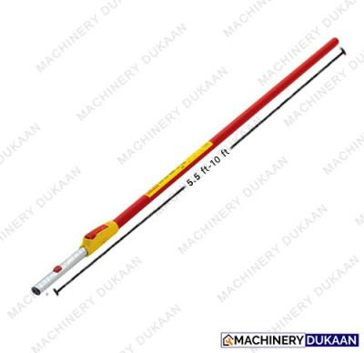 5.5 Ft - 10 Ft Adjustable Handle By Wolf Garten