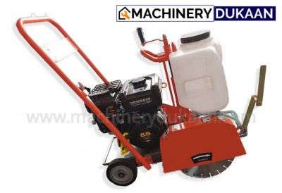 Concrete Cutter Powered by Vanguard Petrol Engine