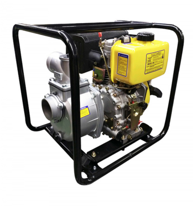 KisanKraft Diesel Pumpset 3 x 3 Inch