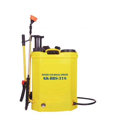Battery Knapsack Sprayer 18L Premium 2 in 1
