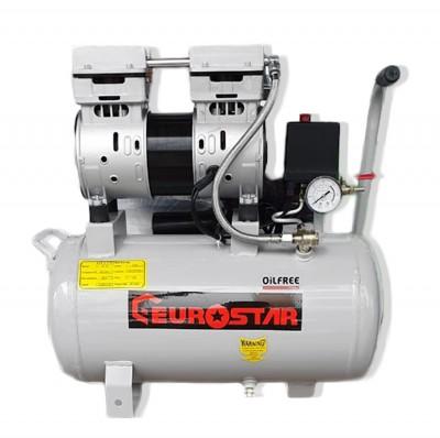 Eurostar Air Compressor Oil Free 2HP Motor 750W