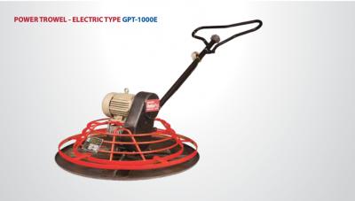 Greaves Power Trowel Electric