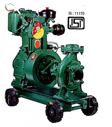 Diesel Pumpset 6.5 HP