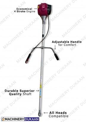 4 Stroke Brush cutter 35cc Shoulder type Yeoman